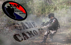 PAINTBALL - GAME CAMO 50 - DIMANCHE 27/10/2019 - ECOLE DES PONTS DU CAMP DE LA VALBONNE